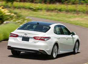 The Price Of Toyota Camry 2018 Toyota Camry Specs Details Pricing