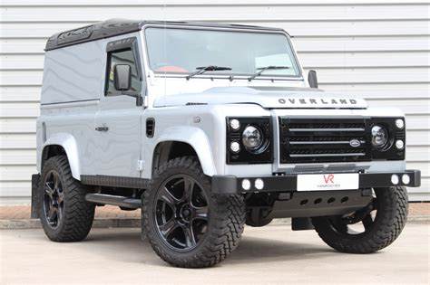 overland range rover land rover defender overland special editionfor sale in