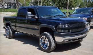 wheel offset 2002 chevrolet silverado 2500 hd