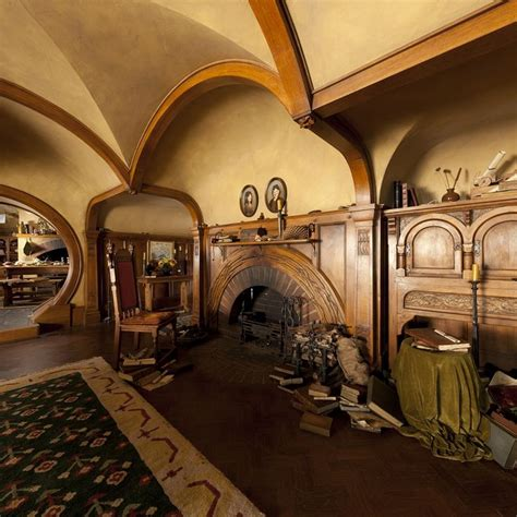 25 Best Ideas About Hobbit House Interior On