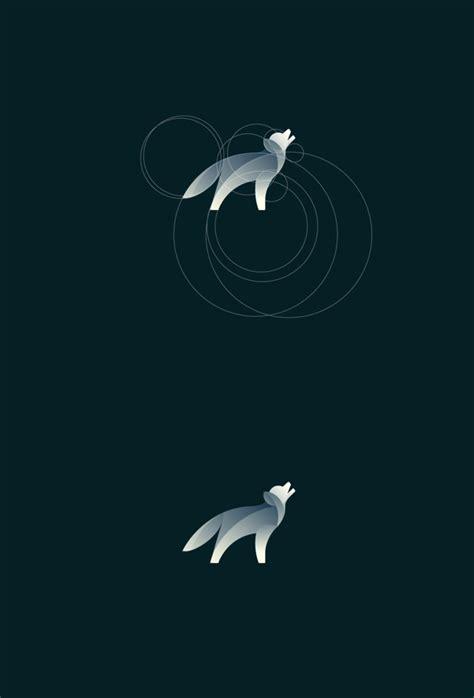 logo turtle geometry geometric animal logos picame