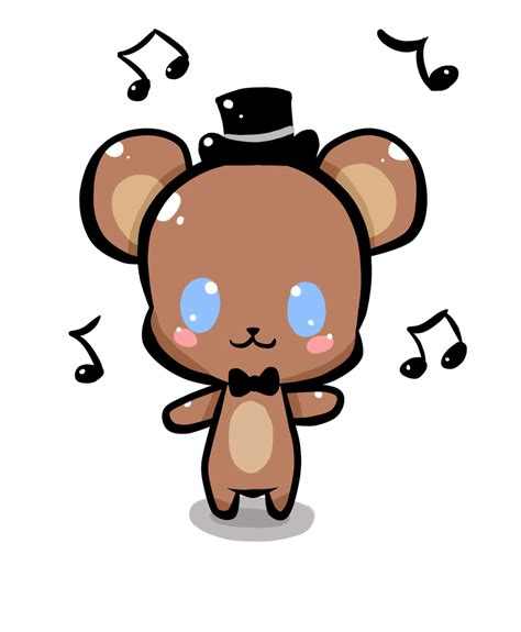 imagenes kawaii five nights at freddy s freddy chibi kawaii by kary22 on deviantart