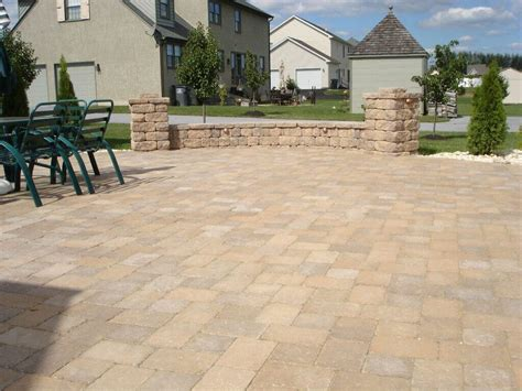 patio paver designs best paver patio designs