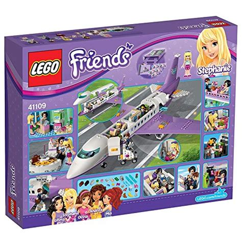 Lego Friends Heartlake Airport 41109   Buy Online in UAE