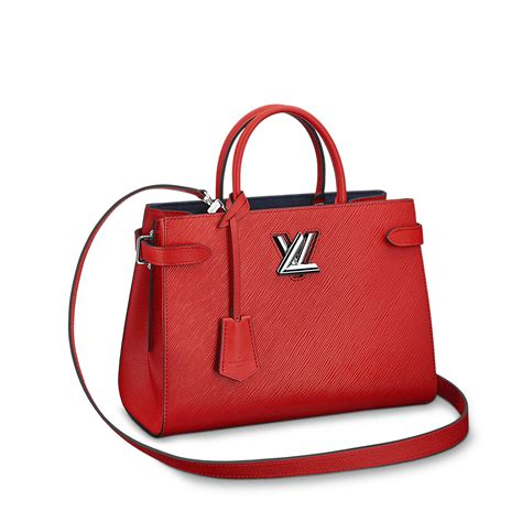 Are Louis Vuitton Bags Handmade - twist tote coquelicot louis vuitton