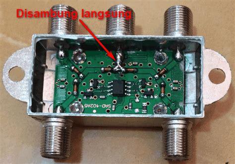 Dijamin Rocker Switch Power On Saklar On Kotak Kecil 13x8 Mm cara membuat power divider dari switch antena parabola