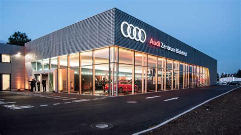 Audi Zentrum Stralsund by Weller Audi Zentrum In Bielefeld Autohaus De