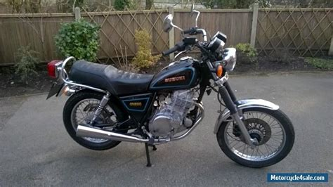 Suzuki 250 Parts 1992 Suzuki Gn250 For Sale In United Kingdom