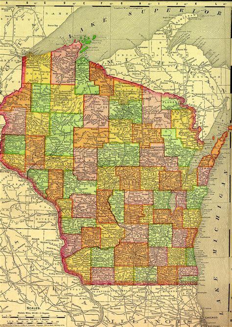 wi map clark county wisconsin maps gazetteers