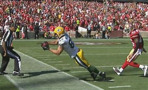 jordy nelson best catches best catches jordy nelson on sidelines michael floyd one
