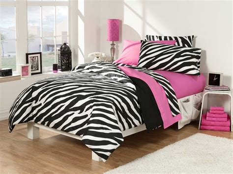 pink and zebra bedroom the discount royal heritage home twin extra long dorm