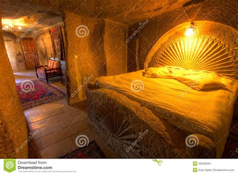 cave bedroom cave bedroom stock photo image 40426034