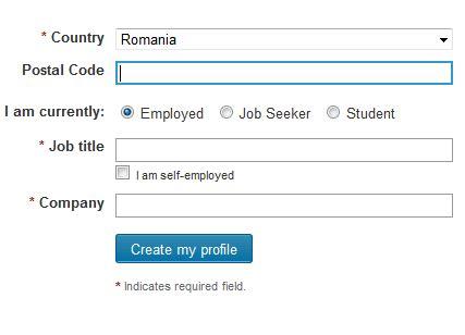 Linkedin Title For Mba Seeker by 5 Metode De A Cauta Marfa De Transportat