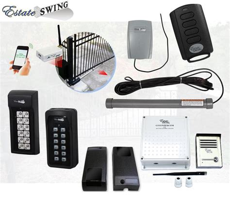 estate swing gate opener gate opener accessories offered by estate swing