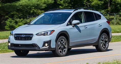 subaru crosstrek test drive  review specifications pricing