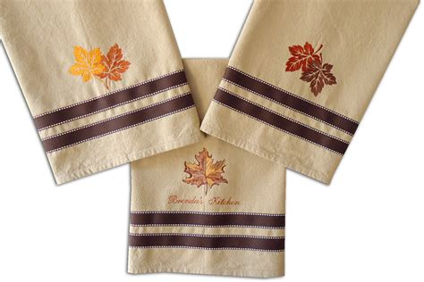 kitchen towel designs kitchen towel embroidery designs peenmedia com