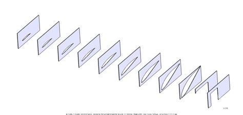 blade template pale eoliana din lemn zipem