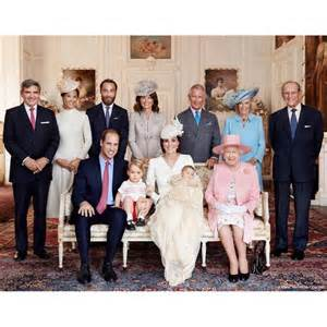 royal family princess charlotte and the royal family portraits hollywood reporter