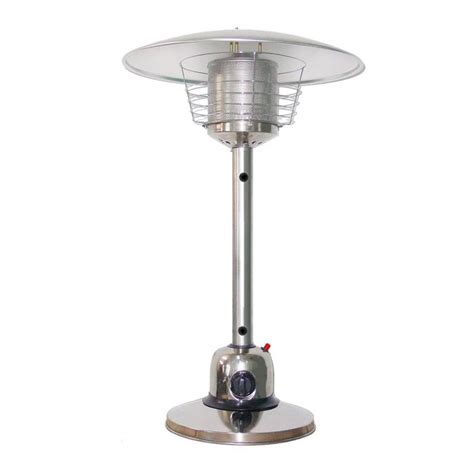 Patio Heater Regulator by New Table Top 4kw Outdoor Garden Gas Patio Heater C W