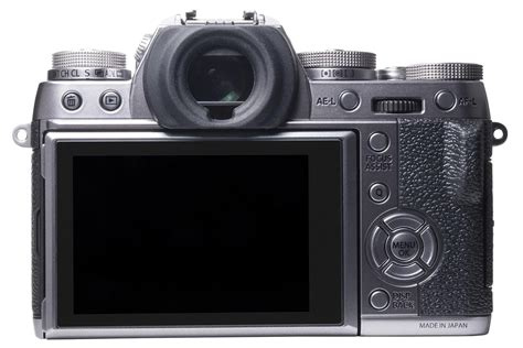 max shutter speed x t1 fujifilm x t1 receives a limited edition graphite silver