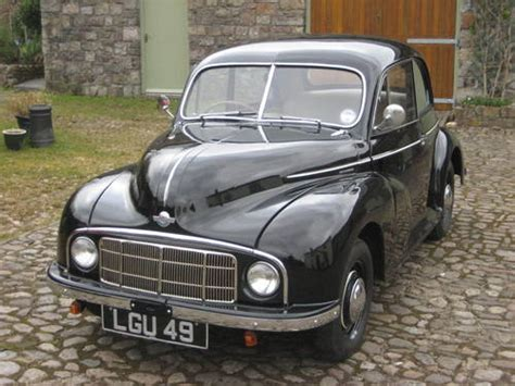 Sale Targus Click In Series Mini 123 Original Bla morris minor series mm sold 1950 on car and classic uk