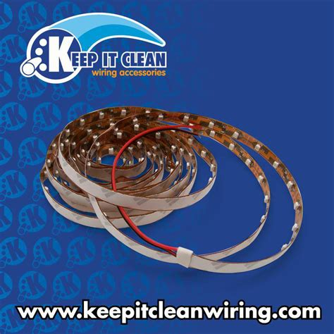12v wire thinnest keep it clean wiring 185913 keep it clean ultra thin 12v 12 quot led autoplicity
