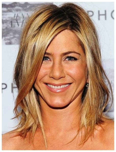 Thinned Out Shoulder Length Hairstyles | haircuts for thin hair medium length hairstyles for