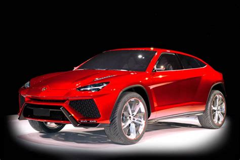 Images Of Lamborghini Suv Beijing Show Lamborghini Urus Suv Revealed Evo