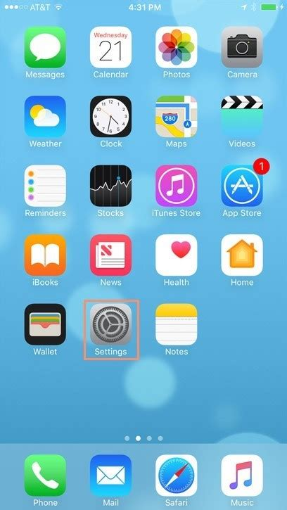 how to zoom any screen on your iphone