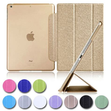 Garskin Gold For 2 3 4 Mini 1 2 3 luxury stand leather for mini 1 2 3 4 retina slim magnetic smart sleep cover