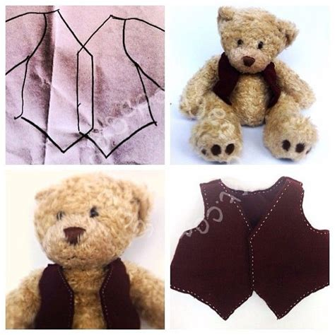 free cloth teddy bear patterns 17 best images about teddy bear pattern on pinterest
