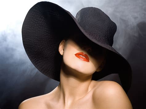 The Big Black Hat by High Resolution Wallpaper Beautiful Wallpapers