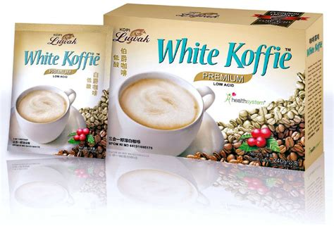Kopi White Coffee luwak white coffee