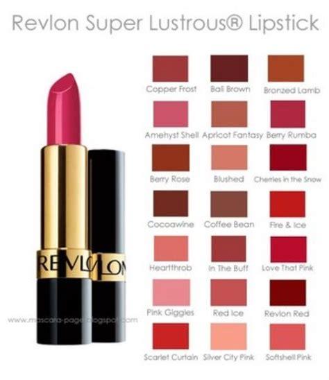 Lipstik Revlon Yang Matte best 25 revlon lipstick colors ideas on revlon lipstick swatches revlon lipstick