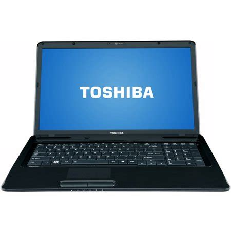 refurbished toshiba l675d s7015 laptop 17 3 quot amd athlon ii p320 4gb memory 500gb drive win 7