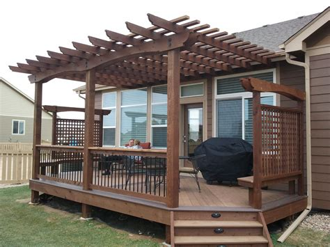 Fort Collins Colorado Wooden Pergolas Designs Cedar Supply Pergola Building Materials