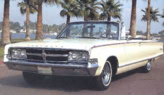1965 Chrysler Convertible Chrysler 300 History And Gallery