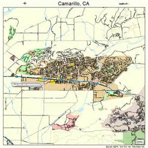 camarillo california map 0610046