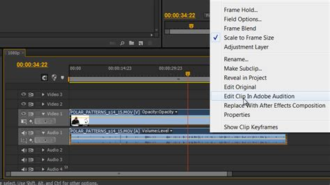 adobe premiere cs6 noise reduction editing tip streamline your audio editing using premiere