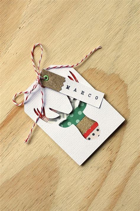 Handmade Tags - 25 best ideas about handmade gift tags on