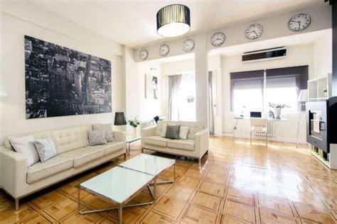 madrid location vacances  chambre  coucher wifi barrio de salamanca appartements de