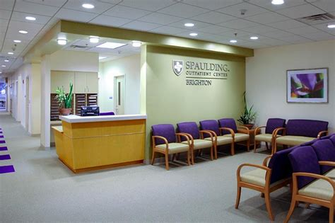 Detox Centers In Sf by Spaulding Rehabilitation Network Outpatient Center