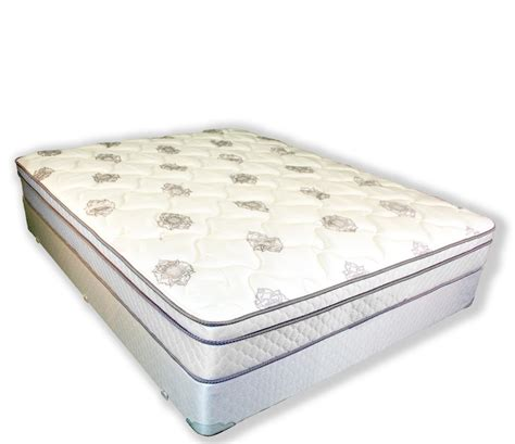 Pillow Top Mattress And Box by Jupiter King Top Mattress And Box Jupiter