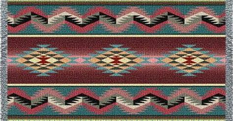southwest rugs and blankets desert stripe tapestry throw throws and pillows for cabin western and southwest decor