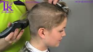 how to clipper cut s hair i love to go ultra short clipper haircut of jacky by theo