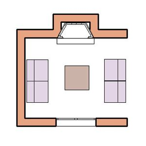 how to place sofa in living room how to place the sofas in my living room