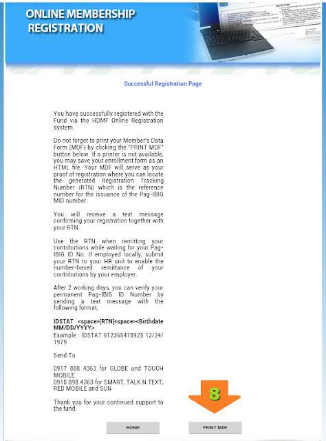 pag ibig online registration pag ibig online registration form