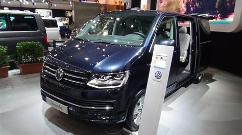 volkswagen caravelle 2017 2017 volkswagen caravelle exterior and interior auto