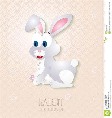 new year rabbit birth years zodiac set year of the rabbit stock photography