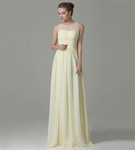light yellow bridesmaid dresses light yellow bridesmaid dress promotion shop for